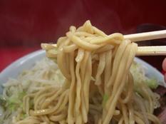 20121106 ラーメン二郎 中山駅前店⑤