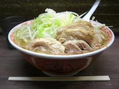 20140119 ラーメン二郎 関内店⑤