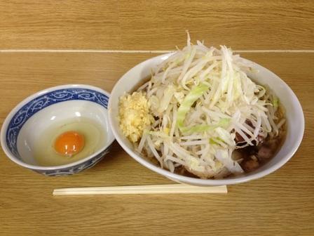 20130918 ラーメン二郎 栃木街道③