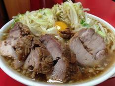 20131111 ラーメン二郎上野毛店⑤