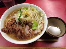 20131115 ラーメン二郎 一之江店④