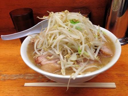 20131119 ラーメン二郎 立川店③
