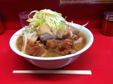 20120221ラーメン二郎環七一之江店④