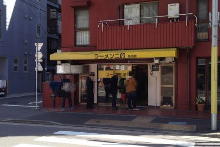 20140311 ラーメン二郎 品川店①