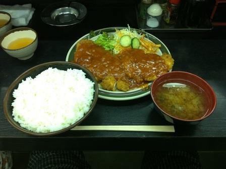 20120804 ハイライト食堂十条店③