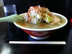20121004 ラーメン二郎 鶴見店④