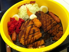20121014 ゴーゴーカレー丼丼⑤