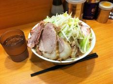 20121120 ラーメン二郎 野猿街道店⑤