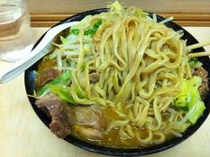 20130209 ラーメン二郎 京成大久保⑤
