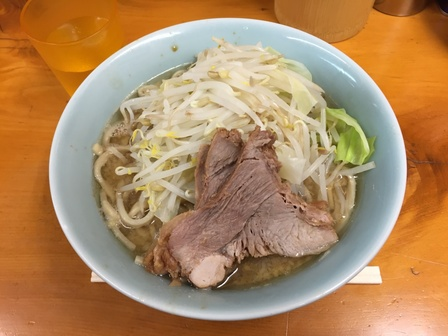 20151003 新橋店 ラーメン¥700