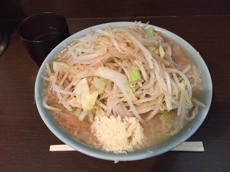 20151009 蒲田店 ラーメン¥700