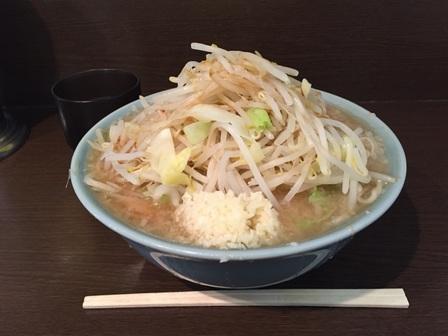 20151009 蒲田店 ニンニク+カラメ