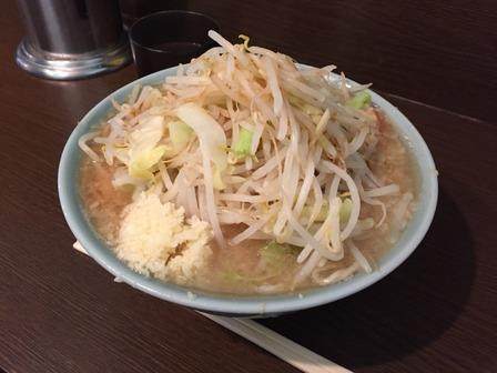 20151009 ラーメン二郎 蒲田店