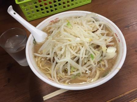 20151119 ラーメン二郎 品川店④