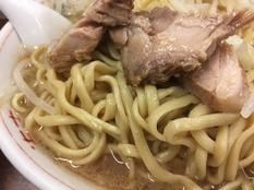 20151119 ラーメン二郎 品川店⑥