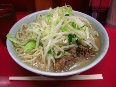 20140119 ラーメン二郎 中山店③