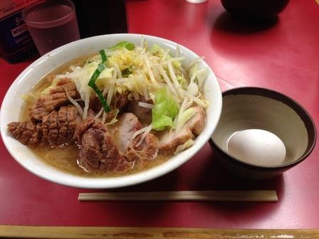 20131115 ラーメン二郎 一之江店③
