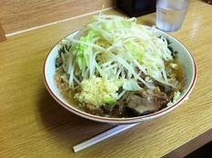 20120919 ラーメン二郎 栃木街道店⑦