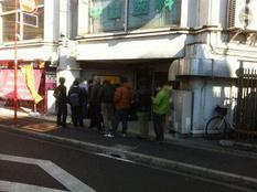 20121225 ラーメン二郎 ひばりヶ丘①