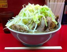 20130220 ラーメン二郎 中山駅前店④