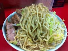 20130220 ラーメン二郎 中山駅前店⑤